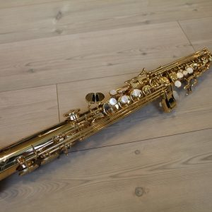 Sopraan saxofoons