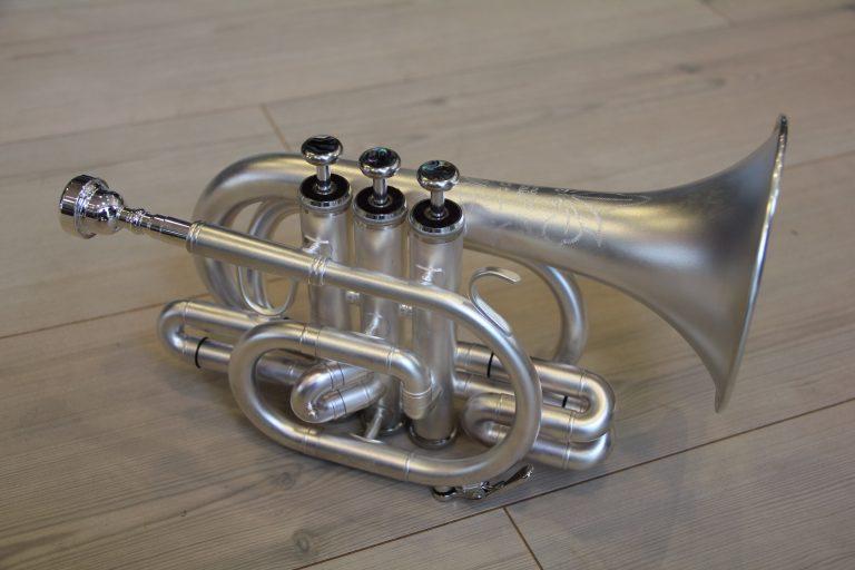 Pocket trompetten