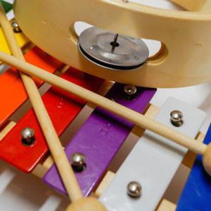 Orff instrumenten